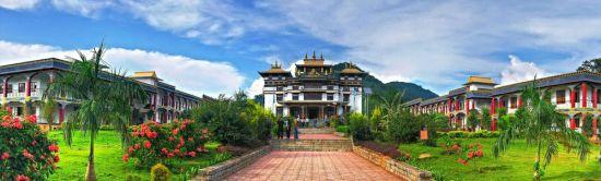 Buddhismus - Nepál